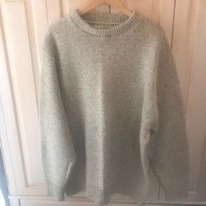 Vintage men's LL BEAN SIZE XXL SWEATER